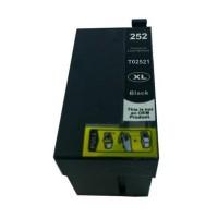 252XL Black Premium Compatible Inkjet Cartridge