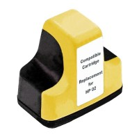 02XXL Yellow Compatible Inkjet Cartridge