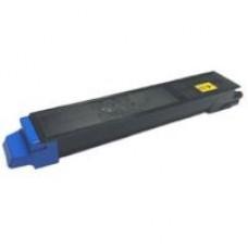 Compatible Kyocera FSC8025 / 8520 Cyan Toner