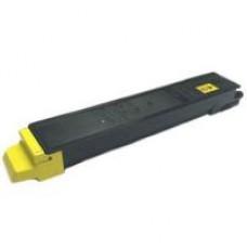 Compatible  Kyocera FSC8025 / 8520 Yellow Toner